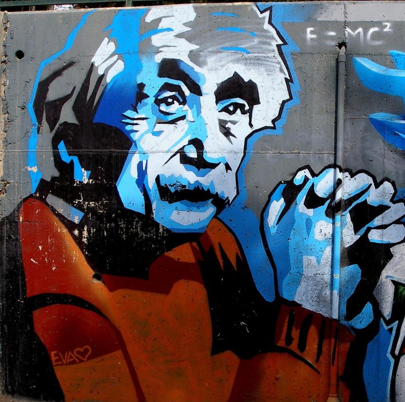 Einstein Creative Mind