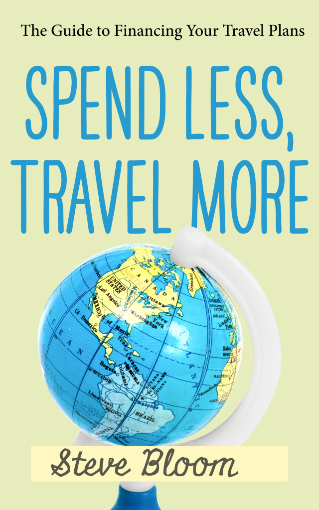 Spend Less, Travel More - High Resolution
