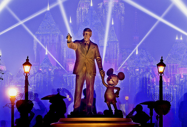 Walt Disney Plussing It