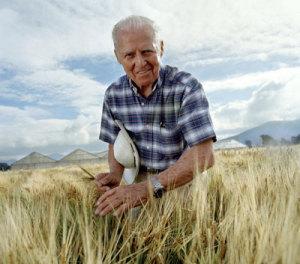 Norman Borlaug - The Man Who Saved One Billion Lives